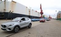 连云港港开通第15条海外滚装航线