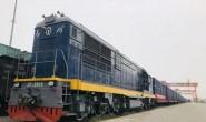 郑州铁路集装箱中心站 打造砂石建材集散分拨中心