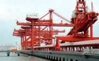 """连云港港口30万吨级码头引入 """"直通装船""""作业模式"""