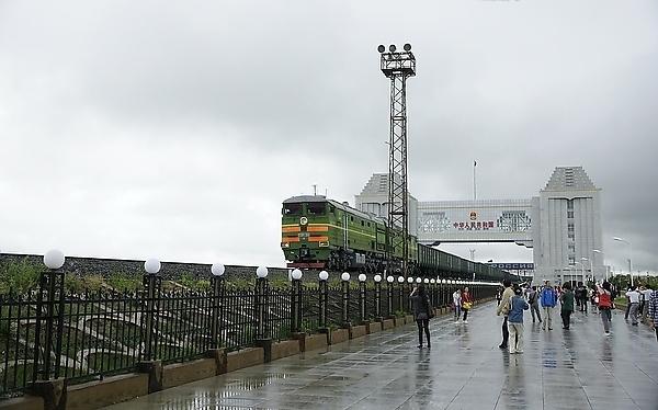 内蒙古陆路口岸